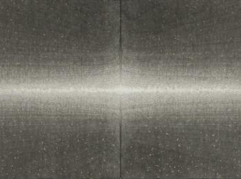 田卫, 1324-2013-牛施-136×45cm-宣纸水墨,矿物质色-_1_1