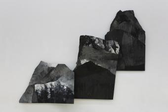 一组山石构图 No.2